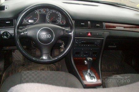Солидная машина за солидные деньги: Audi А6 (С5)