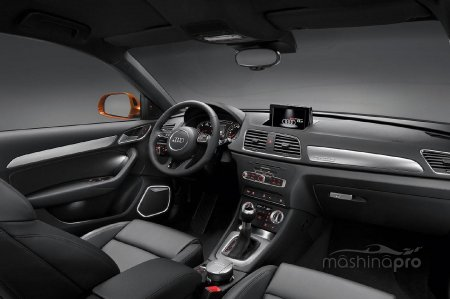 Какие мнения о Audi-Q3 водителей, прошедших тест-драйв?