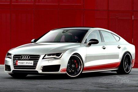 Audi A7 – совершенный и изысканный спортбэк в обзоре