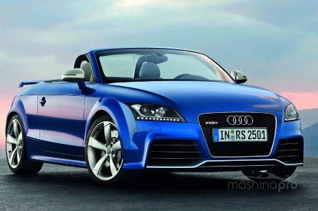 Audi TT - немецкое совершенство