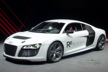 Спорткар немецкого концерна Audi поставят на конвейер