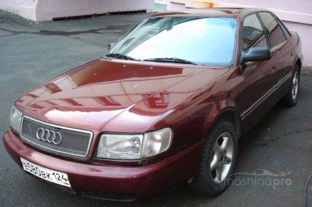 Audi 100 начала 90-х - один из лучших автомобилей своего времени