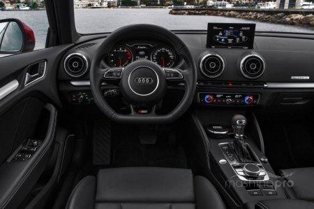 Обзор возможностей переднеприводного седана Ауди А3