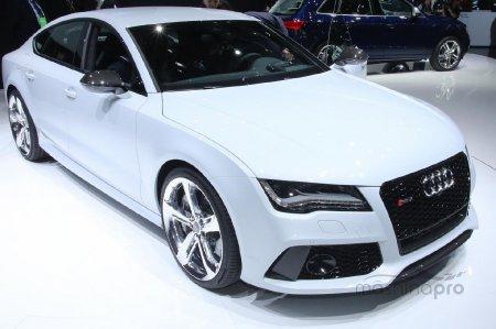 Хэтчбек Audi RS7 стоимостью 5000000 рублей. Что получают покупатели за такую цену