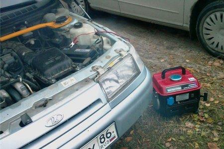 Чем запустить двигатель и зарядить АКБ одновременно