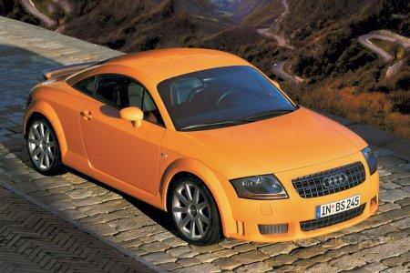 Audi-tt отзывы, спорткар - контрольный выстрел