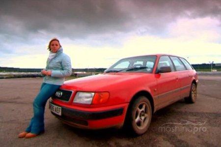 Audi 100 Avant: мечта из прошлого