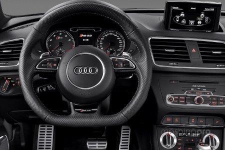 Обзор сведений о технических характеристиках и испытаниях автомобиля Audi Q3