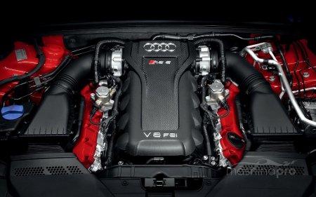 Обзор информации о двигателях Ауди