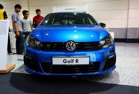 VW Golf и варианты модернизации