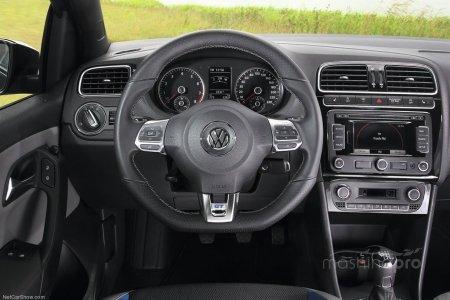 Ловим отличия в габаритах седана и хетчбэка VW Polo