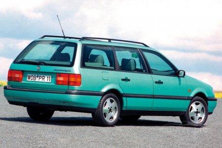Volkswagen Passat В4 – достойный автомобиль из прошлого