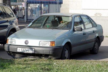 Классика 90-х: распознаем эстетические стороны автомобиля VW Passat B3