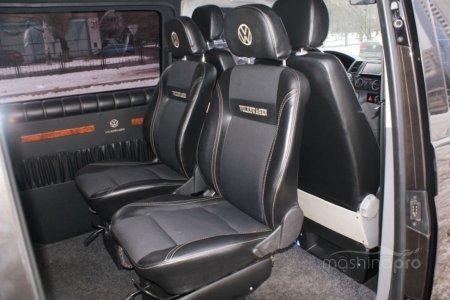 Микроавтобусы Volkswagen и их грузовые модификации: сколько автомобилей базируется на платформе Т5