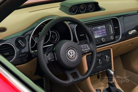 Шустрый компакт: третье поколение Volkswagen Beetle