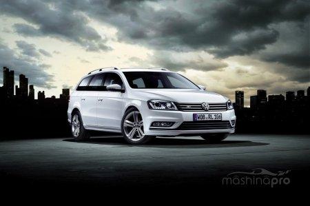 Volkswagen Passat: Немецкое качество по небольшой цене