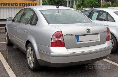 Volkswagen Passat B5 – легенда пятого поколения