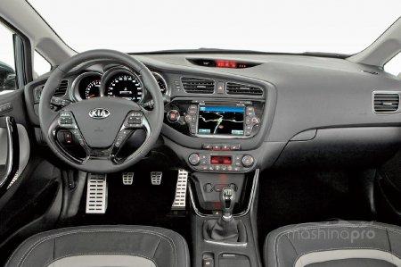 Киа Сид будет - чип тюнинг блока управления и почему? Какие ощущения испытывает водитель после доработки электронной начинки?