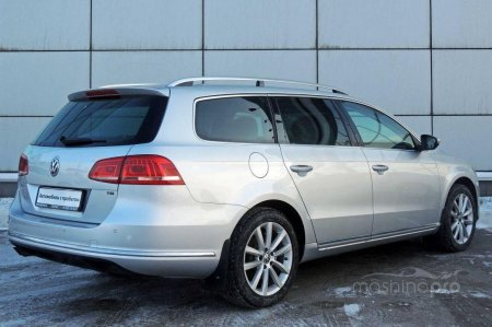 Звезды сегмента D – VW Passat Alltrack и Variant