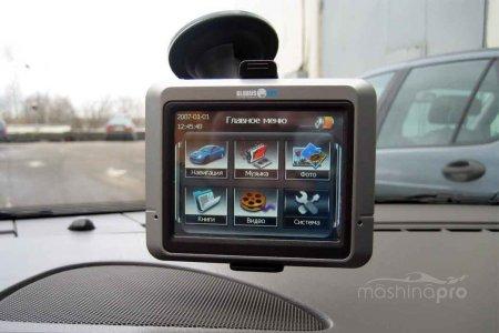 На какие основные параметры следует обращать внимание при выборе навигатора?