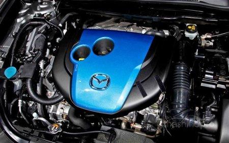Чипуем кроссовер Mazda CX 5: основные методы