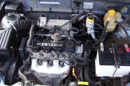 Увеличиваем мощность двигателя Chevrolet Lanos