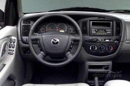 Mazda tribute - реальный внедорожник для российских дорог