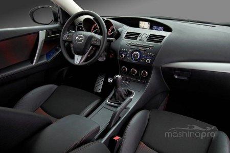 Изменения после рестайлинга известного японца Mazda