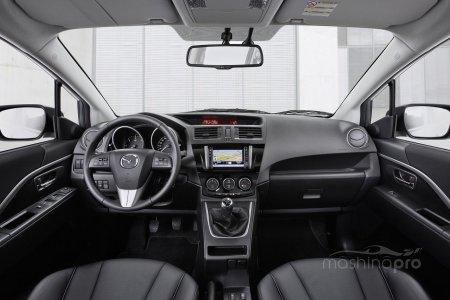 Плюсы и минусы Mazda 5