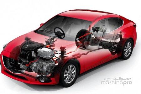 Mazda 3: основные размеры кузовных исполнений различных генераций
