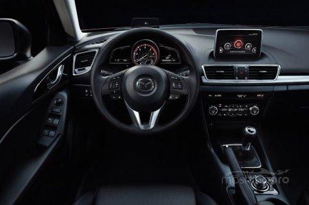 Обзор автомобиля Mazda 3