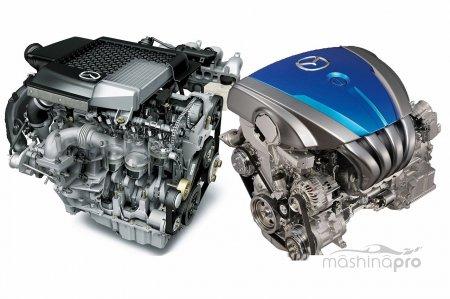 Что лучше: Мазда с дизельным или бензиновым мотором?