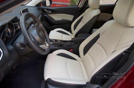 Mazda 3: философия струящегося потока