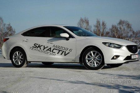 """Каково мнение автолюбителей о новинке - """"шестерке"""" Mazda выпуска 2013 года?"""