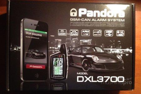 Знакомимся с новинкой сигнализации от бренда Pandora: модель DXL 3700