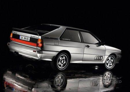 Фирменная система Quattro делает из автомобиля Audi настоящий вездеход
