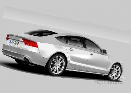 Audi A7 способно приятно удивить сочетанием роскоши и практичности