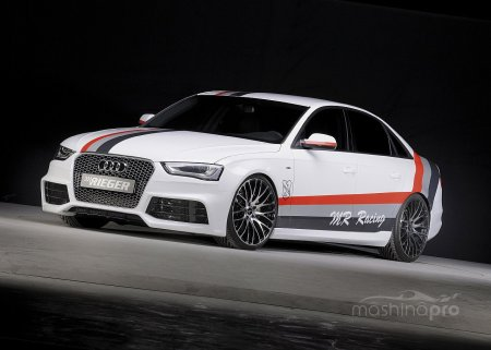 Audi A4 B8, выясняем достоинства модели