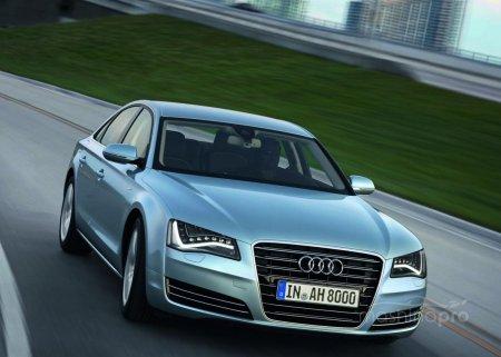 Ауди: чем порадует представительский седан Audi-А8 на этот раз