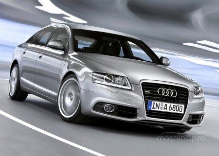 Audi A6 в кузове C6: костюм, который всегда впору