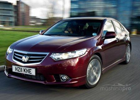 Honda: новый Accord изменил свою философию