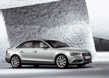 Достойный автомобиль за умеренную сумму от концерна Audi