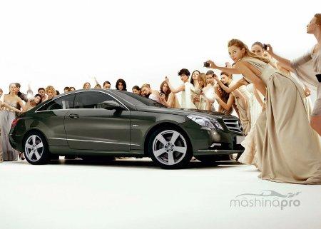 Mercedes-Benz: ценовые соотношения в Е-классе, доступные линии исполнения