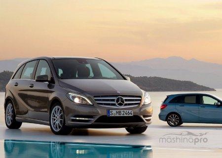 Выделяемся в мегаполисе: особенности нового Mercedes-Benz B-Class
