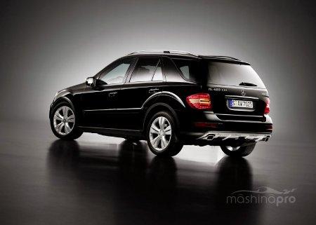 Спортивный Allroad: интересные факты о новом Mercedes-Benz ML
