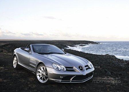 Mercedes Benz и McLaren: стиль, модификации и особенности эксклюзивного СЛР