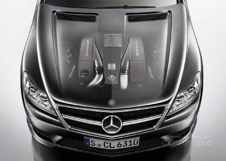 Неисправности силовых установок Mercedes-Benz