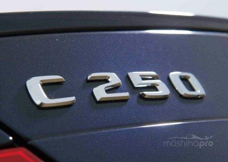 Mercedes-Benz C 250 Sport в новом исполнении