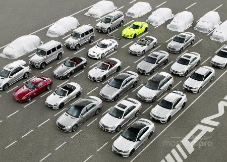 В чем заключаются основные отличия автомобилей Mercedes AMG?