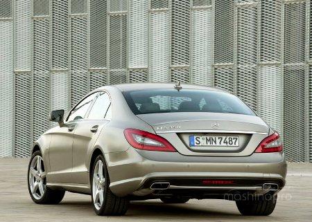Mercedes CLS модели 2012-2013 года выпуска